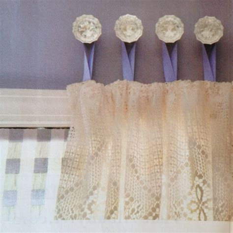 hanging lace curtains pin by inger pantoliano on door knobs and pulls pinterest