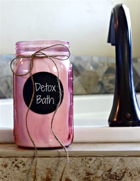 Detox Bath For Lymphatic System by Detox Bath Boost Your Immune System Heal Your
