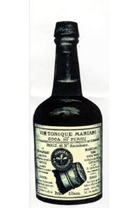 Pembertons Wine Coca Coca Cola Do You Drink Coke by Vin Mariani Bottle New Encyclopedia