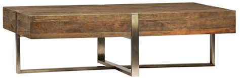 brushed steel coffee table industrial wood and brushed steel coffee table coffee