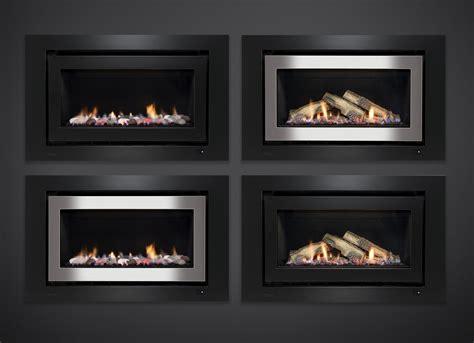 Link Log Fireplace by Rinnai 950 Gas Log Green Magazinegreen Magazine