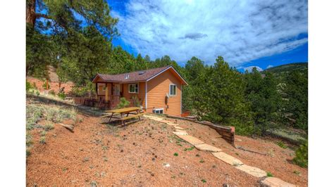Woodland Park Colorado Cabin Rentals by The Bears Den Secluded Mountain Cabin Near Woodland Park