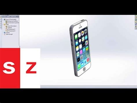 solidworks tutorial iphone solidworks apple iphone 5s tutorial youtube