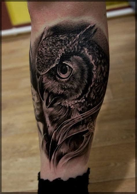 owl tattoos 100 most popular owl tattoos golfian