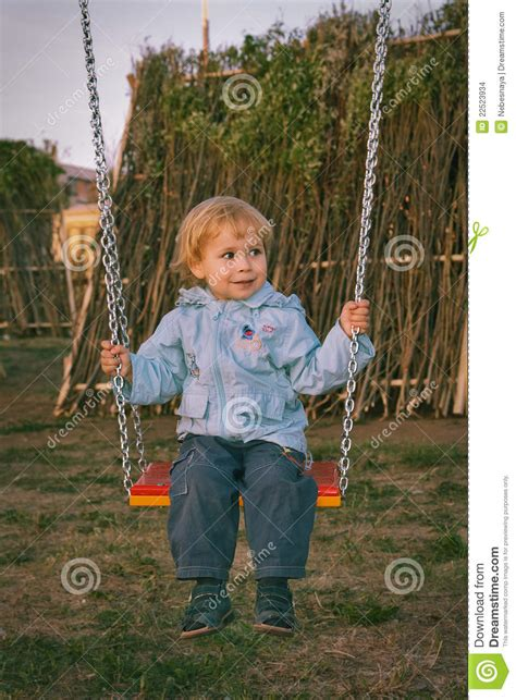 child on swing child on swing stock images image 22523934