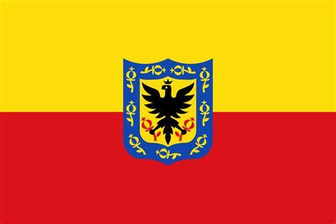 como es la bandera de antioquia imagenes bandera de bogot 225 wikipedia la enciclopedia libre