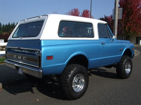 1972 gmc jimmy 1972 gmc jimmy custom 4x4 116198