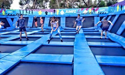 hour trampoline park entry jumpz trampoline park