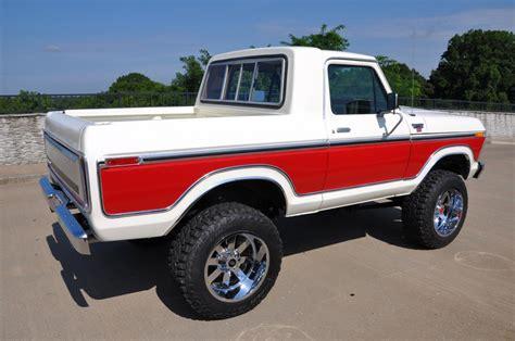 Custom Ford Bronco by 1978 Ford Bronco Xlt Custom