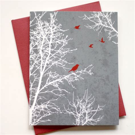 items similar to peaceful winter silhouette trees