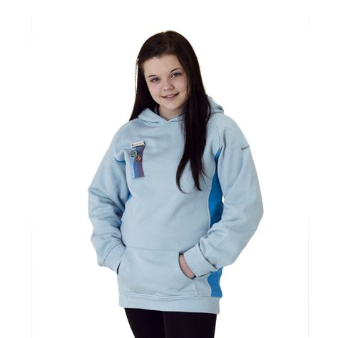 senior section senior section ice hoodie senior section wear girlguiding