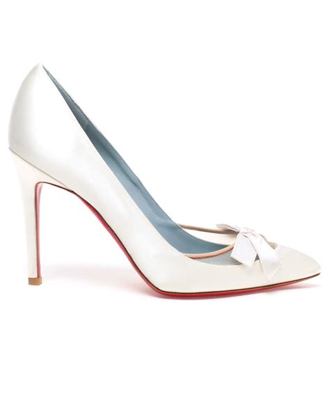 Bridal Shoes Sale by Valorix Christian Louboutin Bridal Shoes Sale Valorix