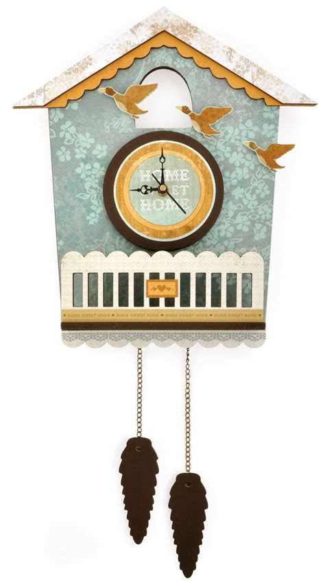 Modern Coo Coo Clock by Cuckoo Clock Kaisercraft Official Blog Page 2