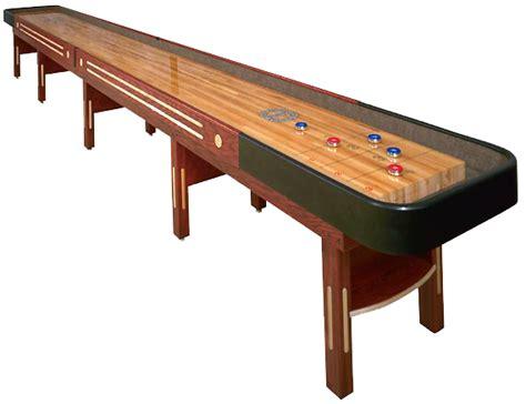 Shuffle Board Table by Shuffleboard Billiards Premier