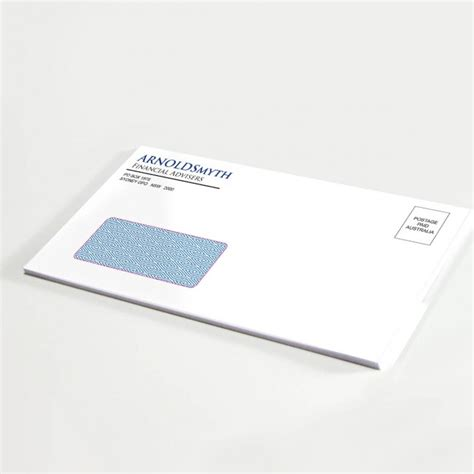 Dlx Envelope Template