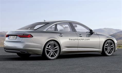 Neuer Audi A6 2017 by 2017 Audi A6 Rendered With Prologue Styling Cues