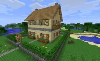 seven square cottage minecraft project