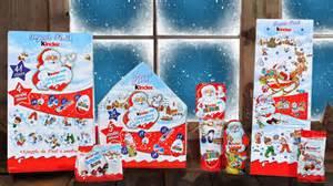 Calendrier De L Avent Kinder Belgique Kinder Pour Faire Plaisir En Attendant Noel