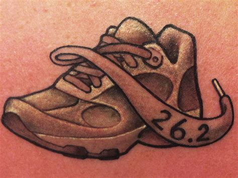 running shoe tattoos designs running shoe search tats