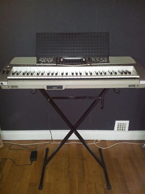 Second Keyboard Yamaha Psr 2100 yamaha psr 2100 image 584409 audiofanzine