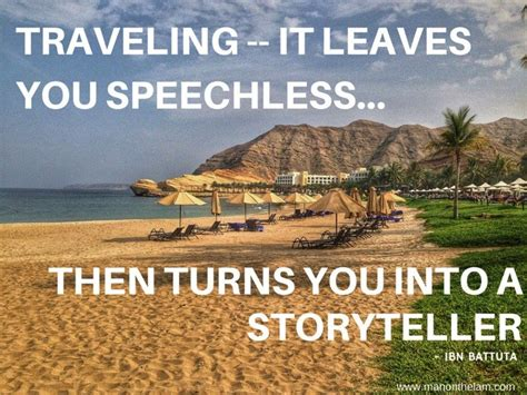 Traveling Quotes Ibn Battuta 7 inspiring but completely travel quotes
