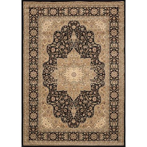 majestic rugs home dynamix majestic black 3 ft 11 in x 5 ft 2 in area rug 3 h1128a 450 the home depot