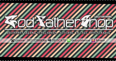 Voucher Steam Rp60 000 godfather shop