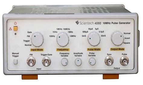 circuit diagram pulse generator k