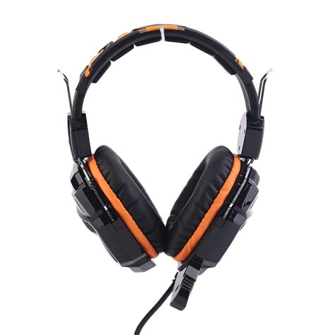 Headset Gaming Kotion Each G9000 3 5mm Single With Led Murah Grosir Ob kotion each 3 5mm stereo gaming headset headphone with