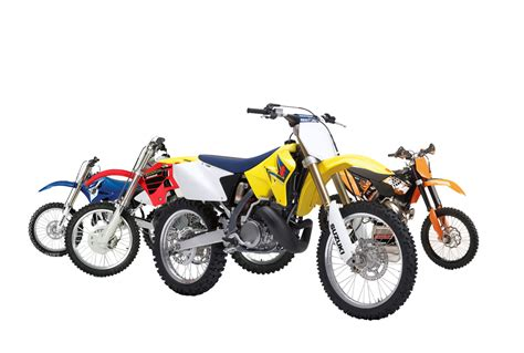 best 2 stroke motocross bike dirt bike magazine the 10 best used 2 strokes
