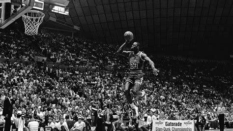 Kickers Slamdunk Fullblack history of the nba slam dunk contest