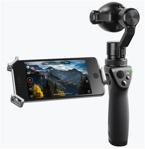 Dji Osmo osmo dji target integraun with his portable