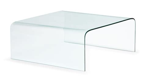 Coffee Table Tempered Glass Zuo Modern Sojourn Coffee Table Tempered Glass By Oj