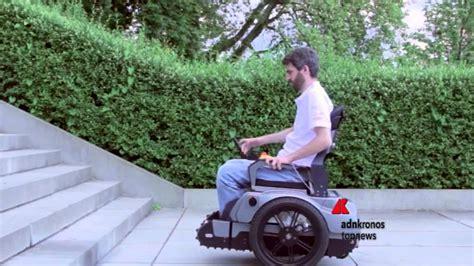 cingolato per sedia a rotelle barriere architettoniche no problem arriva la sedia a