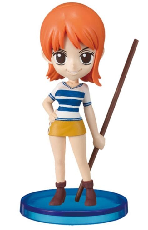 One Wcf 12 Nami one world collectable figure vol 12 nami my anime shelf