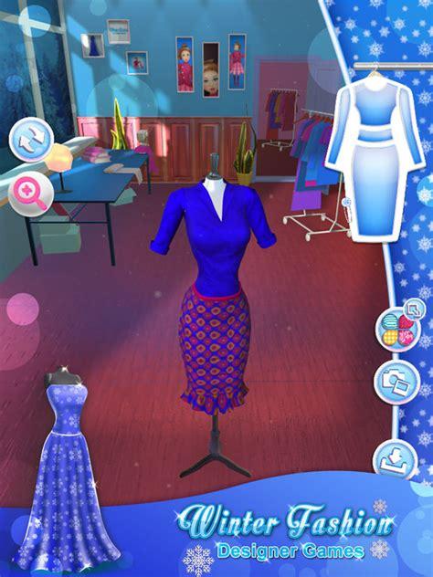 design games clothes girl app shopper winter fashion designer games design your