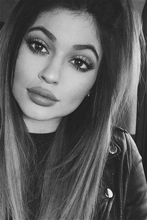 tutorial lipstik kylie jenner it appears that kylie jenner s entire look is inspired by
