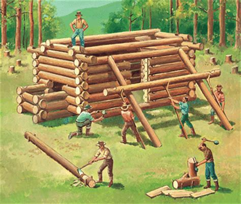 tools for building a log cabin history of the log cabin build your log cabin home