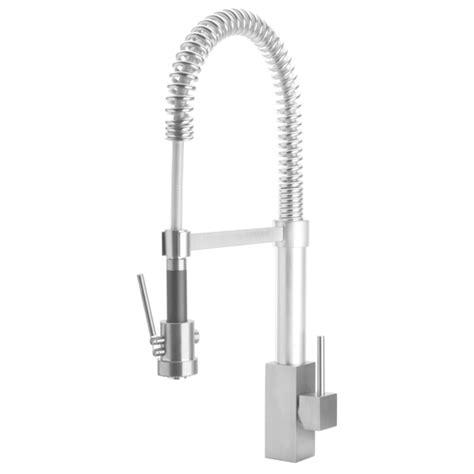 rubinetto a molla dax rubinetto monocomando lavello bocca a molla con asta