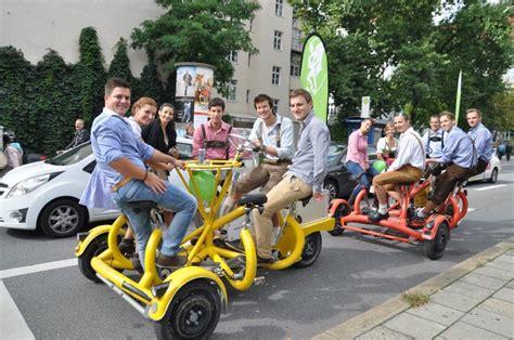 Englischer Garten München Fahrrad Mieten by Bier Proseccotour Auf Den Conferencebikes Die