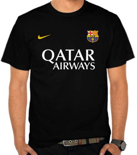 Distro Kaos Barcelona 10 jual kaos barcelona t jersey liga spanyol satubaju