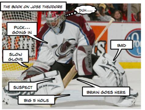 Hockey Goalie Memes - hockey goalie cartoon memes
