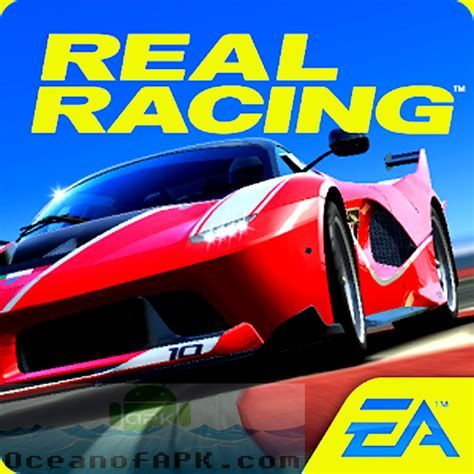 real racing 3 modded apk free