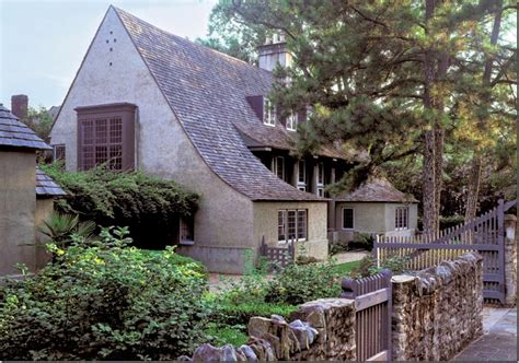 Bobby Mcalpine House Plans Cote De One House Three Designs