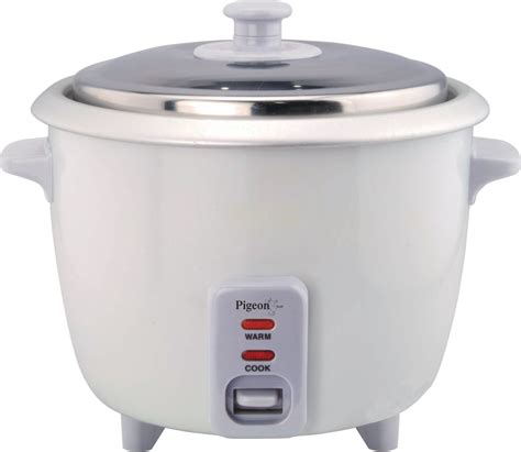 Rice Cooker pigeon favourite electric rice cooker with steaming feature price in india buy pigeon