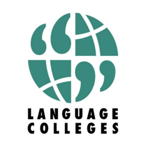 logo language language colleges logo vector logo of language colleges brand free eps ai png cdr