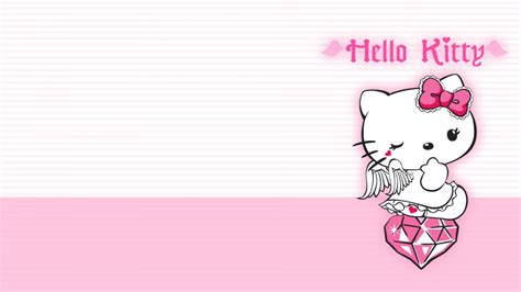 hello kitty wallpaper downloads 1366x768 hello kitty wallpaper and background image 1440x810 id