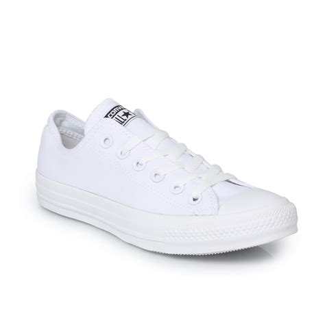 Harga Converse All White converse white low top spec chuck mens womens