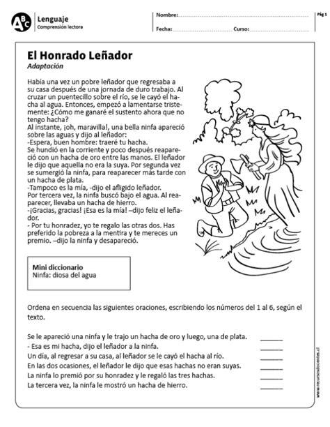 "El Honrado Leñador"" data-recalc-dims= #spanishlessons"