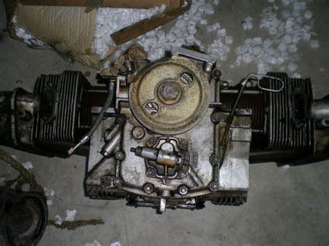 Porsche Industriemotor by Porsche 356 Industrial Engine Pelican Parts Technical Bbs